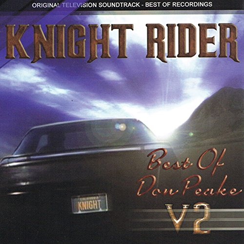 Knight Rider Vol 2: Music From The TV Series - Buy Online in Oman