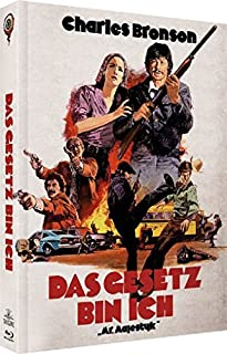 Das Gesetz bin ich (Mr. Majestyk) - UNCUT - 2-Disc Limited Collector's Edition Nr. 11 (Blu-ray + DVD) - Limitiertes Mediabook a