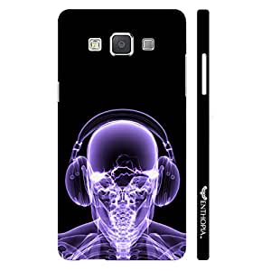 Samsung Galaxy E5 Music Makes You designer mobile hard shell case by Enthopia