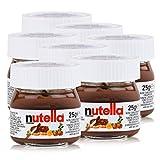 Produkt-Bild: 7x Ferrero Nutella World Glas Brotaufstrich Schokolade 25g