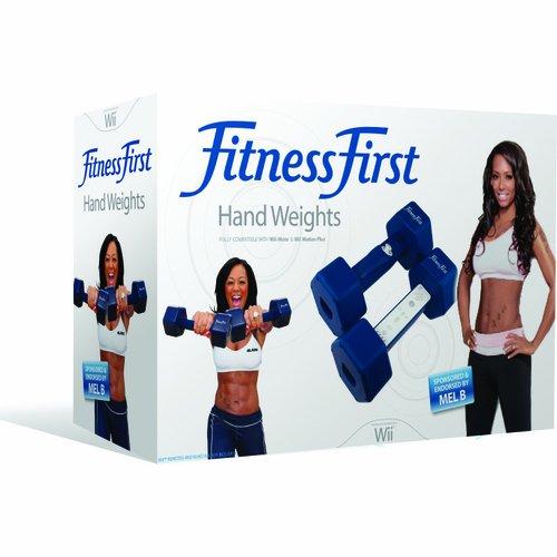 Wii Fitness First Mel B - Pesi