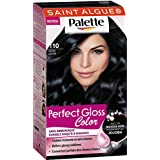 Saint Algue Palette Perfect Gloss Color Coloration Permanente 110 Noir Givré 115 ml