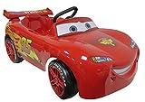 Trefl–62245-RD-00–Tretauto, Design Flash McQueen von Cars –Größe 96x 51x 48cm, von 3bis 5Jahre