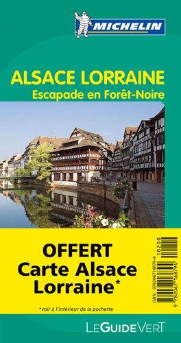 Guide Vert Alsace, Lorraine, Escapades en fort Noire