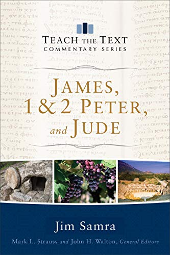 James, 1 & 2 Peter, and Jude Cover Image