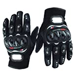 Probiker Bike/Motorcycle Riding Gloves (Black, XXl)