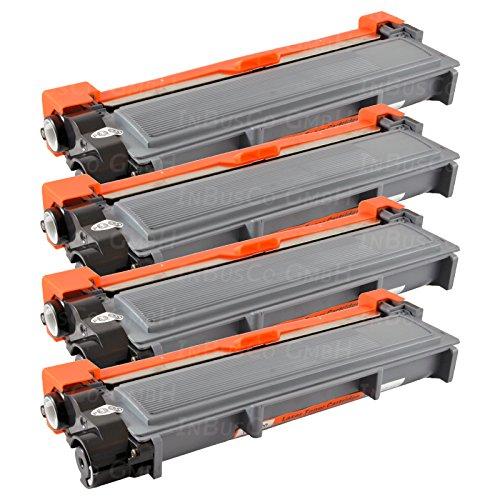 4x toner XXL TN-2320 per BROTHER DCP-L 2500D, DCP-L 2520DW, DCP-L 2540DN, DCP-L 2560 DW, DCP-L 2560 DN, DCP-L 2700DW