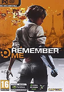 Capcom Remember Me, PC - Jeu (PC, PC, Action/Aventure, M (11/13)) (B00DI6DTME) | Amazon price tracker / tracking, Amazon price history charts, Amazon price watches, Amazon price drop alerts