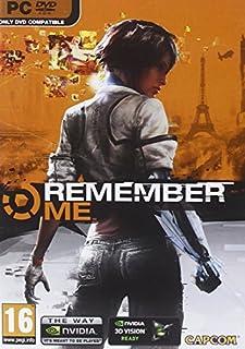 Capcom Remember Me, PC-Jeu (PC, PC, Action/Aventure, M (11/13)) (B00DI6DTME) | Amazon price tracker / tracking, Amazon price history charts, Amazon price watches, Amazon price drop alerts