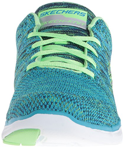 Skechers - Flex Appeal 2.0-high Energy, Scarpe sportive Donna Blu (BLCL)