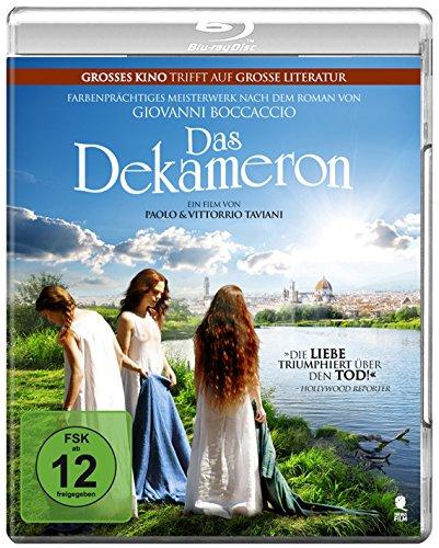 Giovanni Boccaccio: Das Dekameron [Blu-ray]