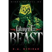 Laurent and the Beast (gay time travel romance) (Kings of Hell MC Book 1) (English Edition)