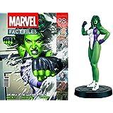 Marvel Fact Files Collection Figura de resina SHE HULK