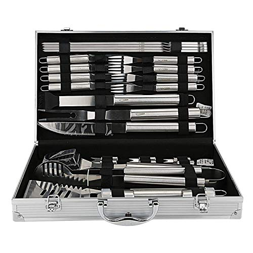 U-MISS BBQ Grill Tools Set with ...