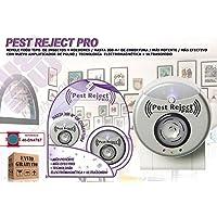 We Houseware JPWonline - Nuevo Repelente plagas de Insectos y roedores Pest Reject Pro Más Potente Más Efectivo Tecnología Electromagnética + Ultrasonido BN-4767