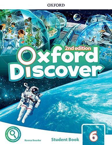 Oxford Discover 6. Class Book with App Pack 2nd Edition (Oxford Discover Second Edition)