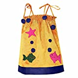 Lil Poppets BP Smocking Tie-up Dress for...