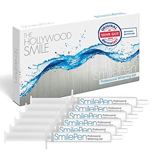 SmilePen Professional Whitening Gel | Zahnbleaching Gel für weisse Zähne | Homebleaching