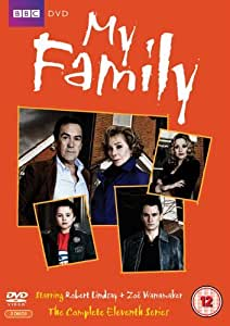 My Family - Series 11 [DVD]