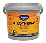 Peinture isolante thermique blanche intérieure mate : Theotherm intérieur 3L