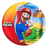 Tortenaufleger Tortenfoto Aufleger Foto Super Mario Bros (32) rund ca. 20 cm *NEU*OVP*
