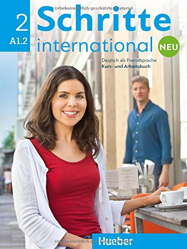 Schritte international neu. Kursbuch-Arbeitsbuch. Con espansione online. Con CD Audio. Per le Scuole superiori: 2