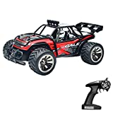 Vatos RC Offroad Modell im Maßstab 1:16 Wüsten-Buggy Race Truck, elektrischer 2WD Antrieb, 2.4GHz Fernsteuerung mit 50m Reichweite