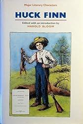 Huck Finn (Bloom's Major Literary Characters) by Mark Twain (1989-11-01)