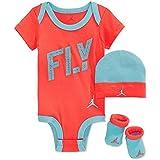 af0588e0fa950 Nike Michael Jordan Baby Girls  3-pièces Fly Body