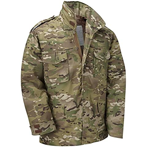 Unknown -  Giacca - Uomo camouflage XX-Large - Army Surplus Camouflage