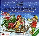 Rolfs bunter Adventskalender (Musik für Dich /Rolf Zuckowski)