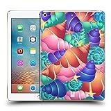 Head Case Designs Strombo Luminoso Conchiglie Cover Retro Rigida per iPad 9.7 2017/iPad 9.7 2018