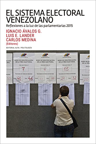 El sistema electoral venezolano: Reflexiones a la luz de las parlamentarias 2015 (Trópicos nº 119)
