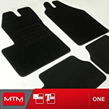 MTM Alfombrillas Tourneo Connect 5 plazas desde 03.2004-2013, a Medida en Velour Antideslizante