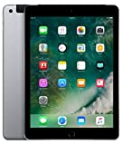 Apple iPad Tablet (9.7 inch, 128GB, Wi-Fi + 4G LTE + Voice Calling), Space Grey