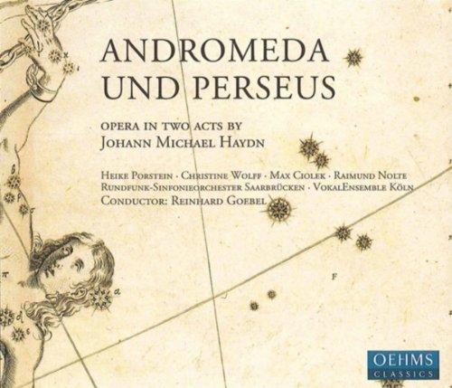 Andromeda e Perseo, P. 25: Act II: Chorus: Seht Perseus den Grossen
