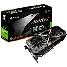 Gigabyte GV-N108TAORUS-11GD Carte graphique Nvidia GeForce GTX 1080 Ti 11 Go PCI Express x16 3.0