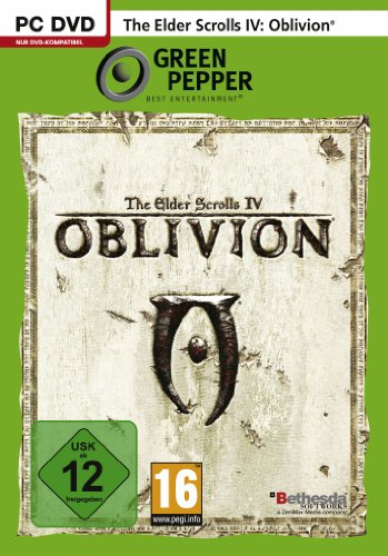 Elder Scrolls 4: Oblivion [Green Pepper] (Pc Elder Iv Scrolls)