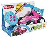 Fisher-Price Mattel CMC31 - Fernlenkflitzer Fahrzeug, pink