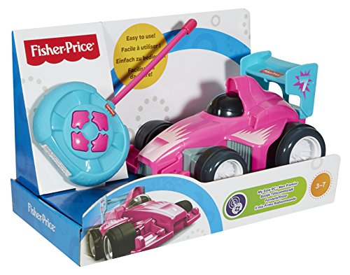 Fisher-Value CMC31 My Simple Racing Automobile, Pink