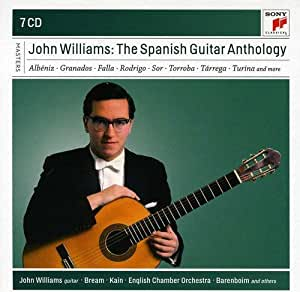 John Williams : The Spanish Guitar Anthology