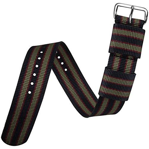geckota-us-nato-nylon-watch-strap-vintage-bond-dark-blue-red-green-stripe-polished-20mm