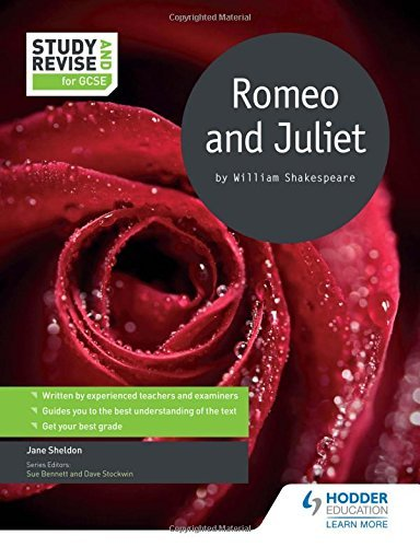 Study and Revise for GCSE: Romeo and Juliet (Study & Revise for Gcse) by Jane Sheldon (2016-01-29)