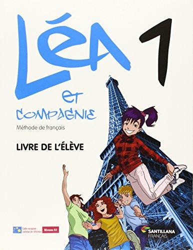 LEA ET CIE 1 ELEVE ED15 - 9788490490921 por Aa.Vv.