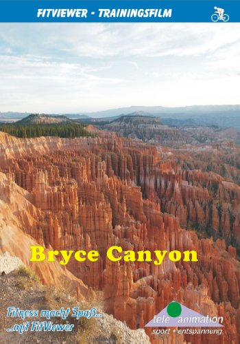 Preisvergleich Produktbild Bryce Canyon - FitViewer Indoor Video Cycling USA