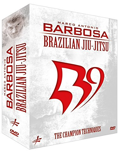 Preisvergleich Produktbild 3 DVD Box Brazilian Jiu-Jitsu Champion Techniques