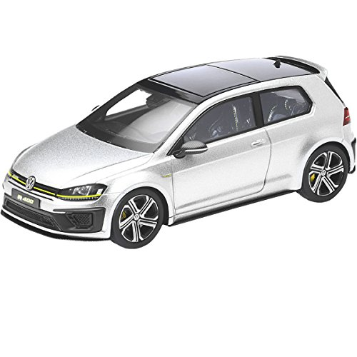Volkswagen 5gv099300c0k1modello auto golf r4001: 87, silver lake metallic