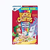 General Mills Lucky Charms Cereal Large Size, 422grams (14.9ounces)