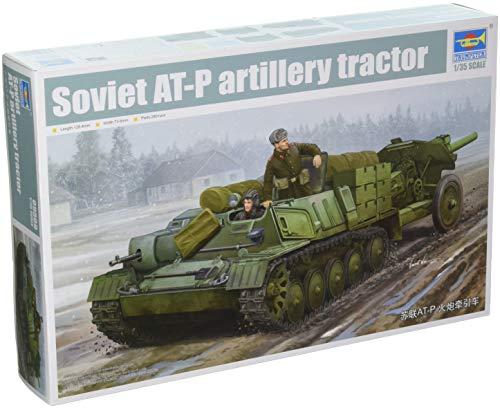 Trumpeter 09509 - Modellbausatz Soviet at-P Artillery Tractor Preisvergleich