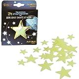 Lot de 24 étoiles phosphorescentes